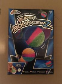 Brand New Grafix Make Your Own Super Bouncerz Kit