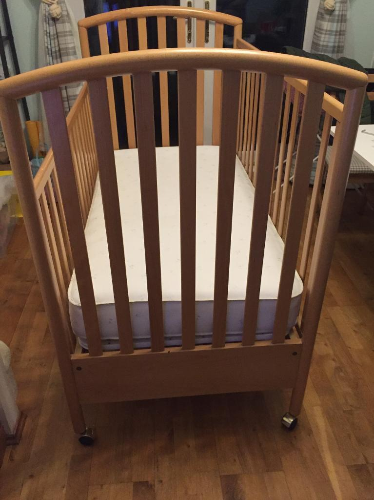 Pali Design Italy baby cot bed