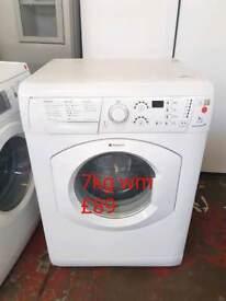 Hotpoint 7kg washing machine free delivery in derby