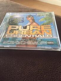 Pure urban essentials spring 2009 cd