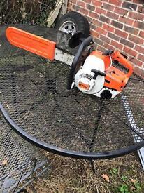 Vintage Stihl chainsaw