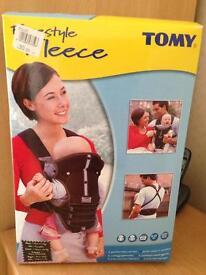 Tony Freestyle Fleece Baby Carrier