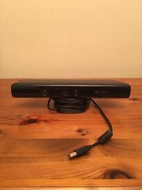 Tritton warhead 7.1 headset and Kinect sensor.