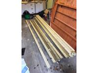 Timber 45mm x 70mm x 3600