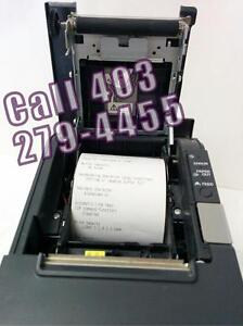 Epson TM T88 receipt printer