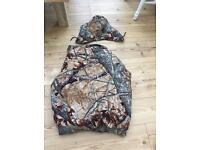 Shooting hunting realtree camouflage camo winter jacket