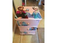 Gorgeous Frozen chest of drawers