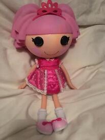Lala Loopsy princess doll.
