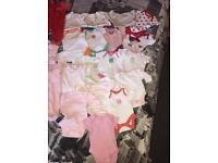 Baby clothes newborn some 0-3 months b/g