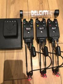 Delkim txi x3 with 3x duo carbs and Gardner ATTX receiver