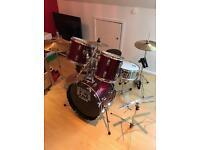 Session Pro Fusion Drum Kit - junior