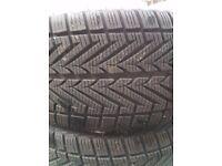 R17 winter tires