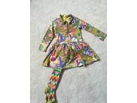 Oilily dress and tights