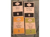4 classics, brand new condition