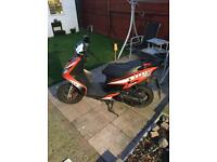Baotian moped for sale