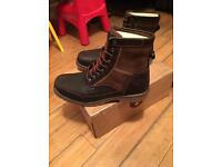 Big foot mens size 13, 13.5 &14.5 timberlands or nike shoes n trainers new