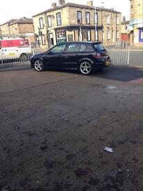 Vauxhall Astra sri sports xp