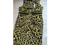 Markespencer ladies sleeveless dress size 20 brand new £20 /Rrp £39.50