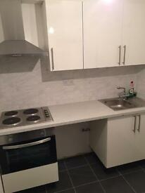 NEW 1 BEDROOM FLAT INCLUDING BILLS, NEAR MELTON RD, ORCHARDSON AVENUE PART FURNISHED, £650 pcm