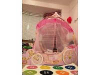 Princess Carriage Cot ** almost new**