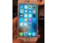 iPhone 6 128gb in white