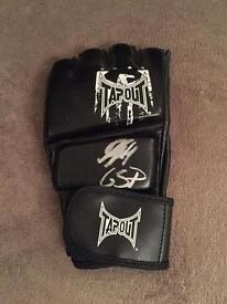 GSP hand signed glove
