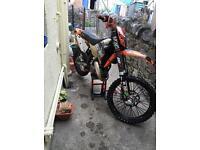 KTM SIX-DAYS EXC 125cc 2010 RoadLegalCBT