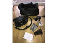 Sienna X spray tanning equipment