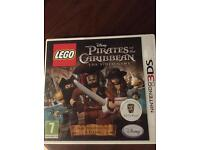 Nintendo 3DS game - Lego Pirates of the Caribbean