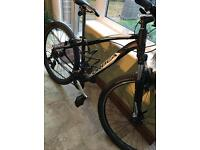 Boys Orbea black bike