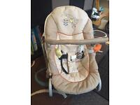 Hauk Baby seat&rocker