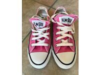 Converse All Star Pumps size 3 1/2 very good condition