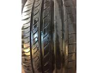 255/35/20 PART WORN TYRE £20 COLLECTION ONLY