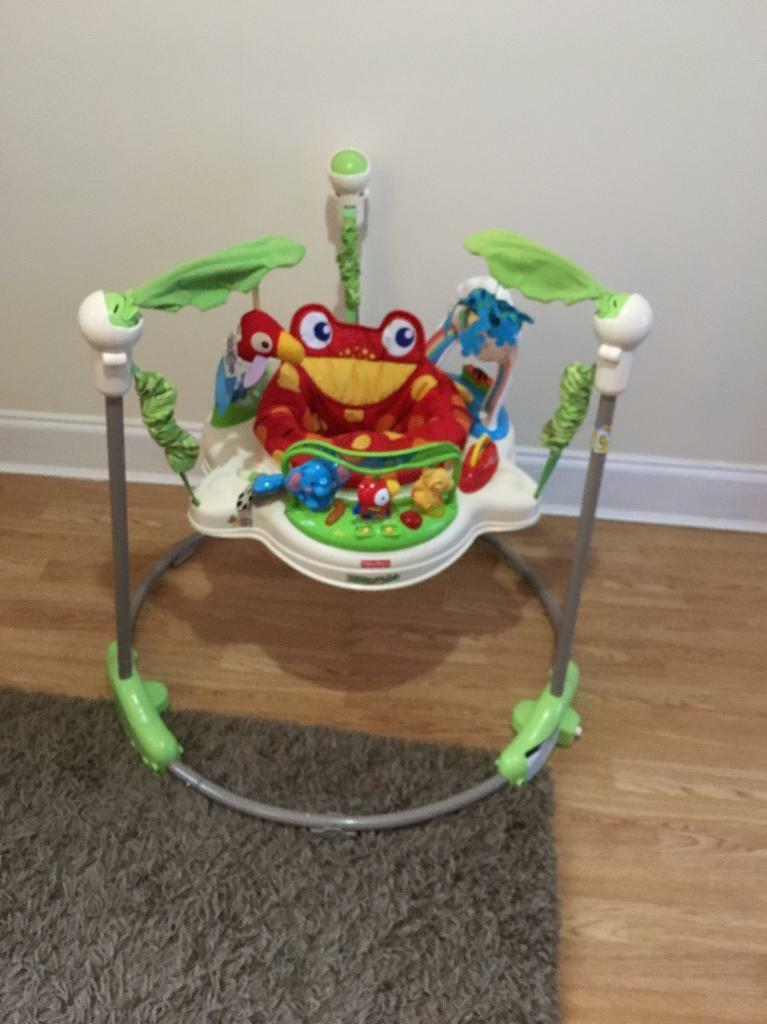 "Fisher price ""jumparoo"" excellent condition"