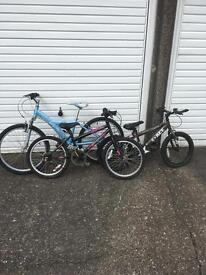 Kids bike Bundle