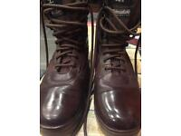 Grafters work / cadet boots - size 6
