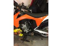 2011 Ktm 250 not cr yz yzf crf