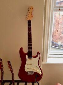 Partscaster Fender Stratocaster