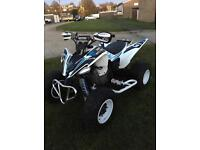 Yamaha Raptor 250 Road Legal yfm not 660 700 ltr ltz 400 Suzuki