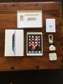 iPad mini silver/white