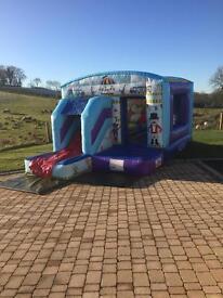 2016 Bouncy Castle Circus Box Combi