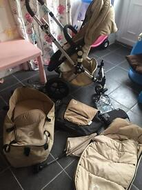 BUGABOO CAMELEON with lots of accessories