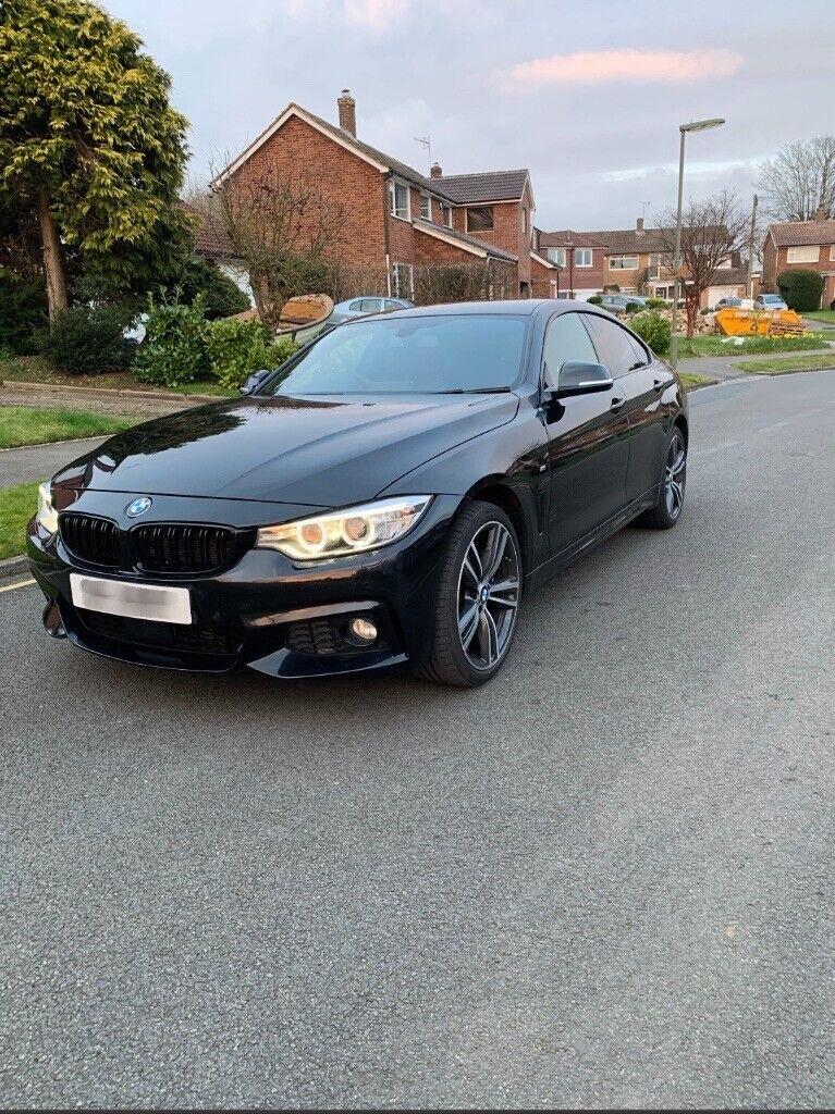 2016 (66) BMW 4 Series 435d 3.0 Gran-Coupe X-Drive - Huge ...