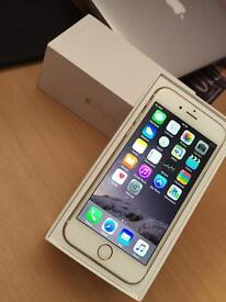 iPhone 6 Gold, 16gb on EE and virgin