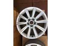 Audi 18 inch Alloy wheel from 2012 A6