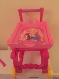 Disney Princess food trolley