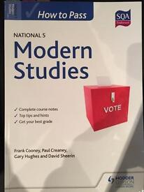 National 5 How To Pass Modern Studies