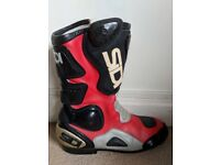 like new sidi motorcycle boots