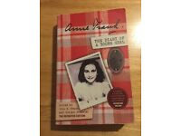 """Book """"The diary of a young girl"""" Anne Frank"""