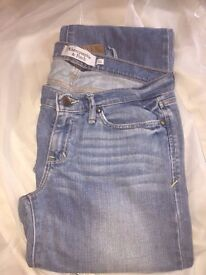 Abercrombie And Fitch Jeans Size 4L 69 cm waist